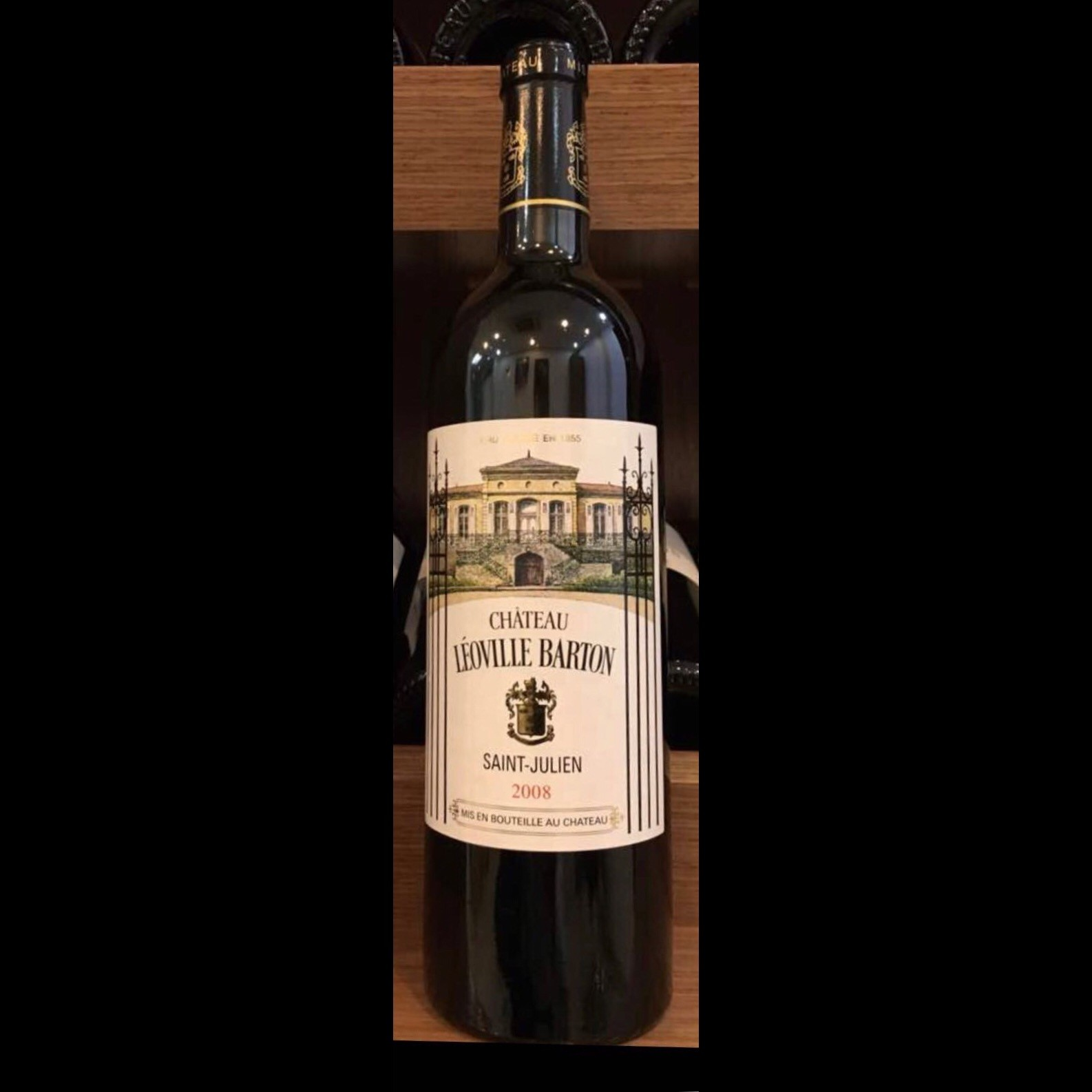"Chateau Leoville-Barton 2013 (""6x750ml"" bottles/wooden case)"
