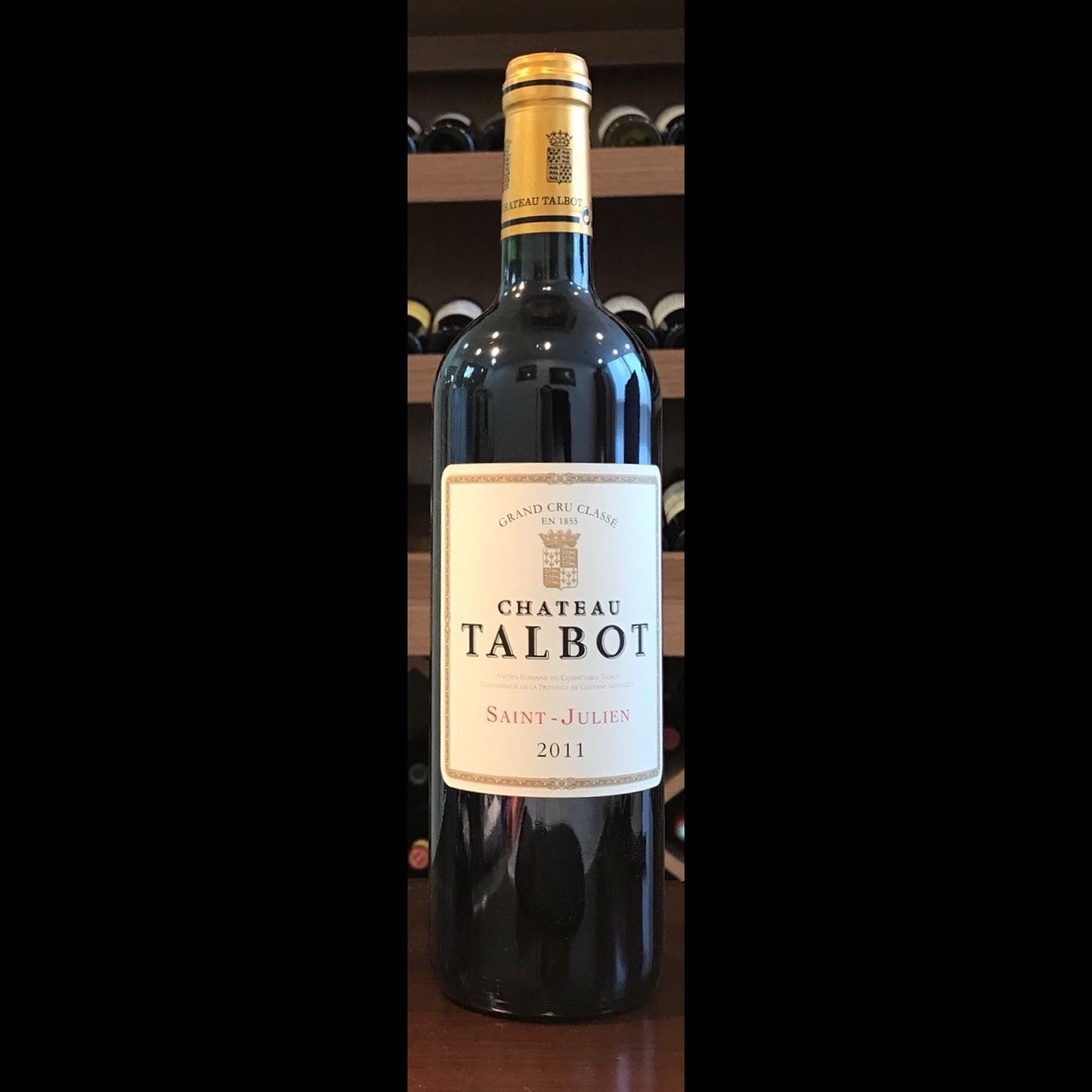 "Chateau Talbot 2014 (""12x750ml"" bottles/wooden case)"