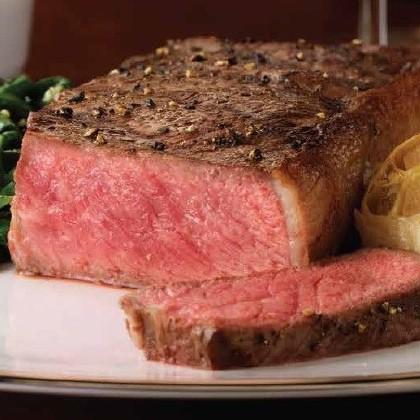 """Chilled AUS Black Angus Striploin Steak (""""~400g"""")"""