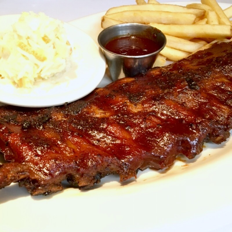 "Spanish Duroc Baby Back Ribs - ""~1.24kg""/2 slabs/pack - BBQ Sauce NOT Included"