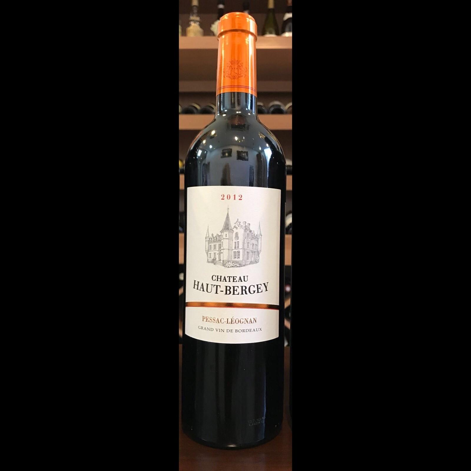 "Chateau Haut Bergey 2012 (""12x750ml"" bottles/carton)"