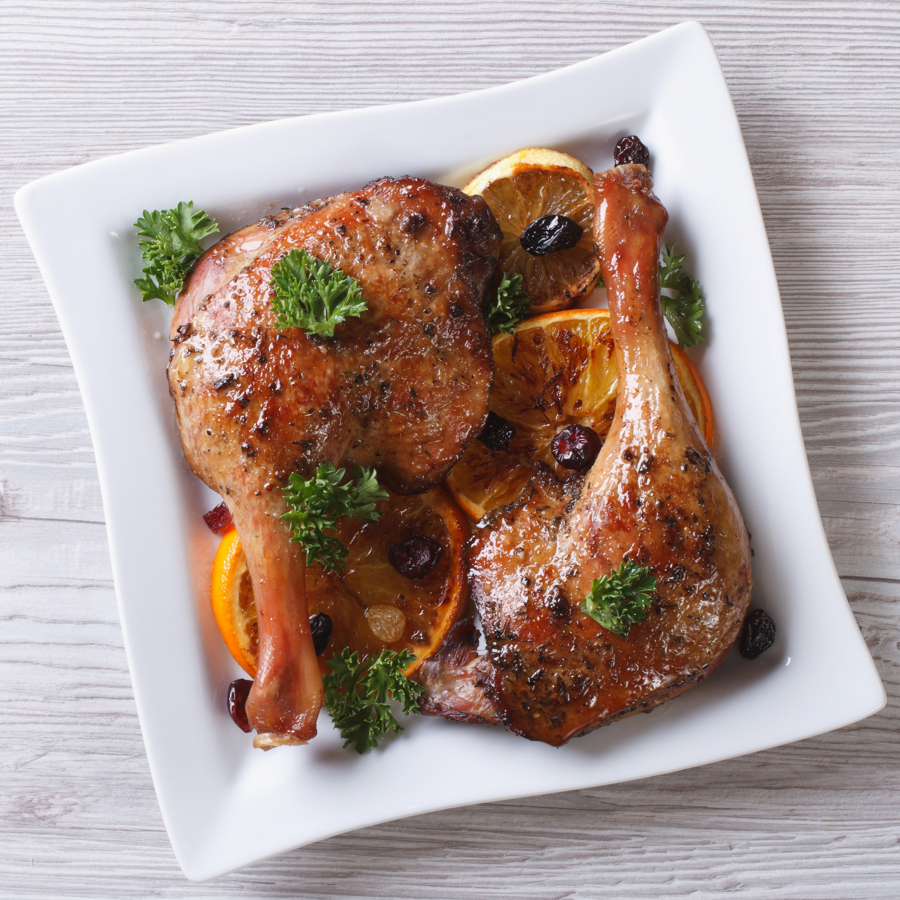 "-NEW- Australian Cooked Confit Duck Legs (2 pieces/""~537g""pack)"