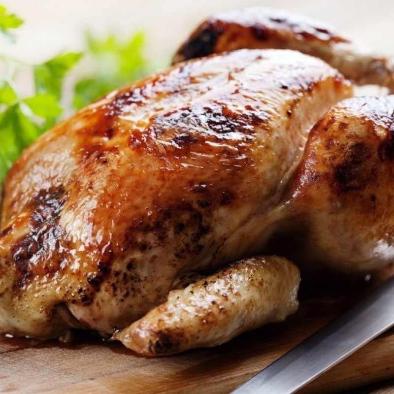 -NEW- US Organic Free-Range Whole Chicken (~2.094kg/pack)
