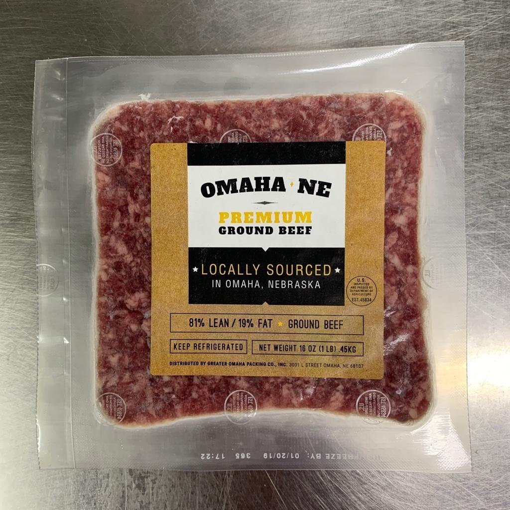 "-NEW- Premium US Beef Mince - ~81% VL (""~1lb""/pack)"
