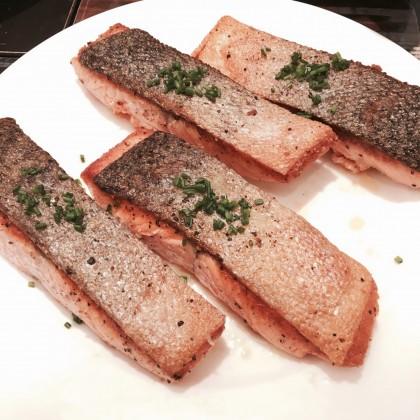 "Premium Australian Tasmanian Salmon Fillet (""150g or 200g"")"