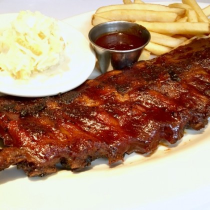 "Spanish Duroc Baby Back Ribs - ""~1.54kg""/2 slabs/pack - BBQ Sauce NOT Included"