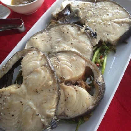 "US Black Cod Steak (""~300g"")"