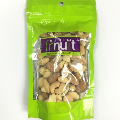 "Mixed Nuts - US (""100g""/ziplock pack)"