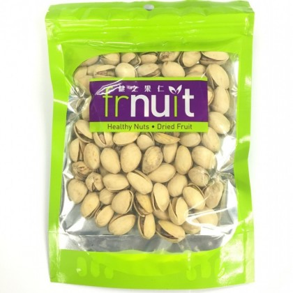 "Roasted Salted Pistachios with shell - US (""135g""/ziplock pack)"