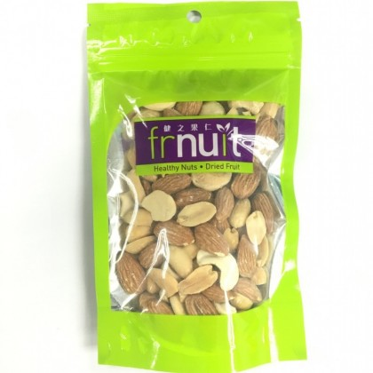 "Salted Mixed Nuts - US (""100g""/ziplock pack)"