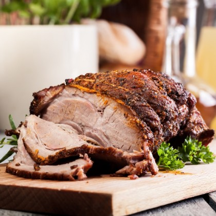 "New Zealand Boneless Lamb Shoulder (""~932g"")"