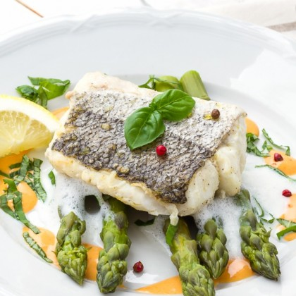"US Black Cod Fillet (""~8oz or ~227g"")"