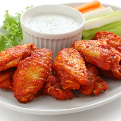 """AUS Free-Range Chicken Mid Joint Wings (""""~600g"""" pack)"""