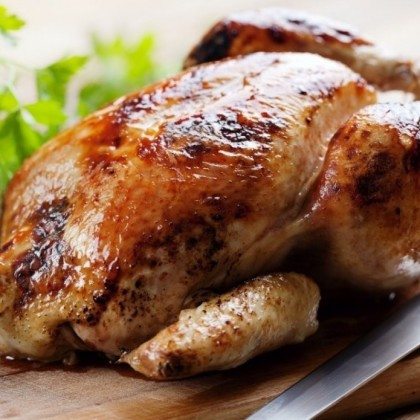 -NEW- US Organic Free-Range Whole Chicken (~1.822kg/pack)