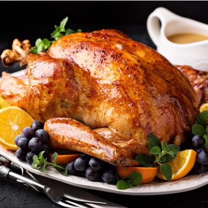 """US Whole Turkey (""""10-12lbs"""")"""