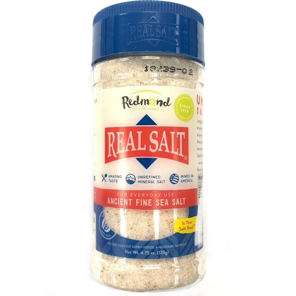 """Real Salt 天然海鹽 (""""4.75安士"""")"""